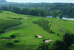 River Islands Golf Club is one of the courses included in the golf package.