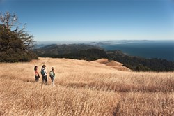Mount Tamalpais and the Pacific