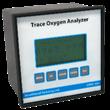 Trace Oxygen Analyzer for Measuring PPM O2 in an Inert Gas Purifier