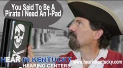 Hear in Kentucky - Misunderstood Pirate