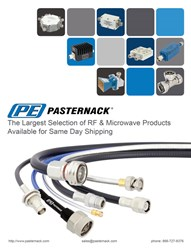 Pasternack 2013 RF Products Catalog