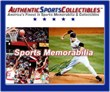 Sports Memorabilia Website's Re-Launch is a Huge Success