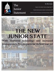 Fall 2013 Junior Statement
