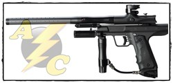 Empire Resurrection Autococker black paintball gun