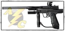 Empire Resurrection Autococker black paintball gun