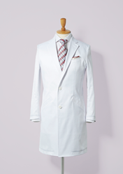Classico Tailored Lab Coat