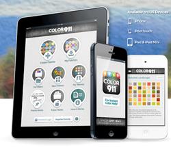 Color911 app