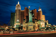 New York, New York, Resort and Casino, Las Vegas