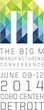 Advanced Manufacturing Partnership 2.0 National Meeting Planned at...