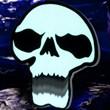 LED Chomping Skull