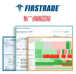 Firstrade Launches New Research & Tools Provided by Morningstar