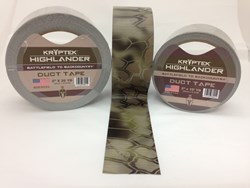 Camouflage Duct Tape by KRYPTEK & PRO Tapes & Specialties, Inc.