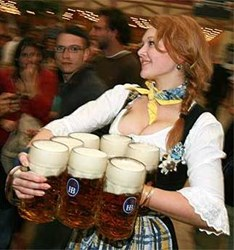 Tour of Munich and Oktoberfest Beer Festival