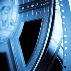 Film reel image