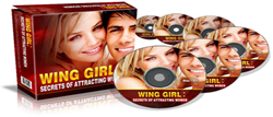 how to attract women without talking how wing girl - secrets of attracting women