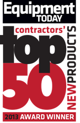 Equipment Today Contractors' Top 50 New Products for 2013