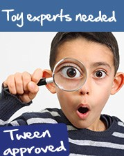 Toy experts needed by online retailer GiftsforTweens.co.uk