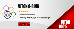 Custom viton o-rings