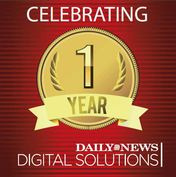 Daily News Digital Solutions Celebrates One Year Anniversary