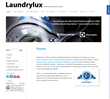 Laundrylux Launches New Website to Better Serve Its Customers