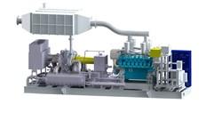 Gas Turbine Supercharger
