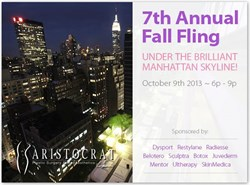 Fall Fling 2013 - Aristocrat Plastic Surgery & MedAesthetics