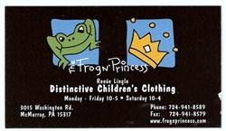 Frog N' Princess