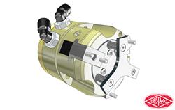 3D Model of a DESTACO gripper generated via the CADENAS PARTsolutions Online Product Configurator