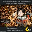 Oasis Energy Offers Discounted Electricity and Gas Service with Fall...