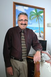 Dr. Richard Amato is a periodontist in Monroe, CT