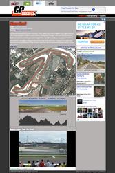 Screenshot of GPCircuits.com