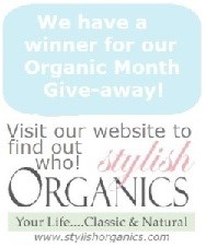 Stylish Organics Contest Winner