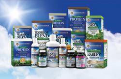 Raw Vegan Protein, Vitamins, Greens, Minerals, and Supplements