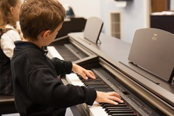 private school utah, music education