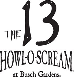 Howl-O-Scream Event at Busch Gardens