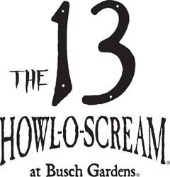 Howl-O-Scream Event at Busch Gardens