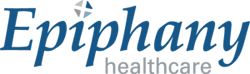 Epiphany Healthcare's New Logo