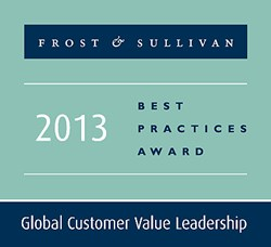 Xena wins fourth Frost & Sullivan award