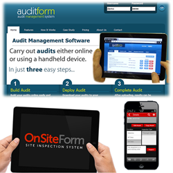 Audit Management Software and Lifting Equipent Inspection Tools