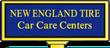 New England Tire Car Care Centers Announce New Super Sale
