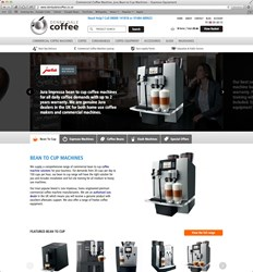 Denby Dale Coffee Home Page