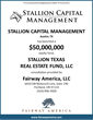 Stallion Capital Management Launches First Mortgage Pool Fund to Meet...