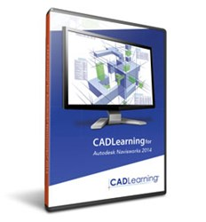 CADLearning for Autodesk Navisworks 2014 Packaging