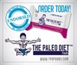 The Paleo Diet™ Foods Launches The Paleo Diet™ Bar Exclusively Endorsed by Dr. Loren Cordain