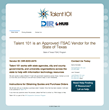 Talent 101 is Selected As an Approved ITSAC Vendor for the State of Texas