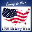 USA VICTORY TOUR Comes to Covina, CA on Nov. 13