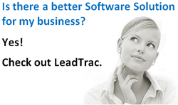 CRM software solutions for businesses