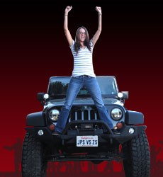 4WD Jeepers vs. Zombies Sweepstakes Jeep clothing Pro Comp Xtreme