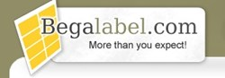 Bega Label   Bega Labels is now offering shipping labels as low as $10.45 at http://www.begalabel.com.
