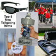 Top 5 New Tailgating Items to Use at the Next Tailgate